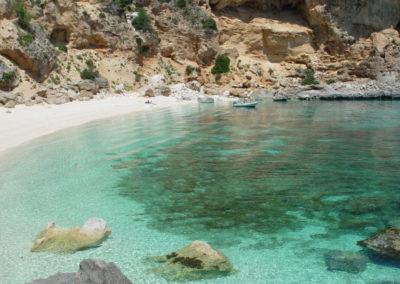 Itinerari via mare in Ogliastra Sardegna
