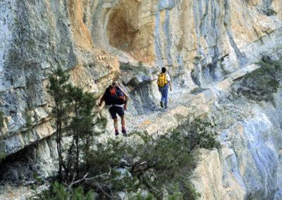 Itinerari a piedi in Ogliastra Sardegna