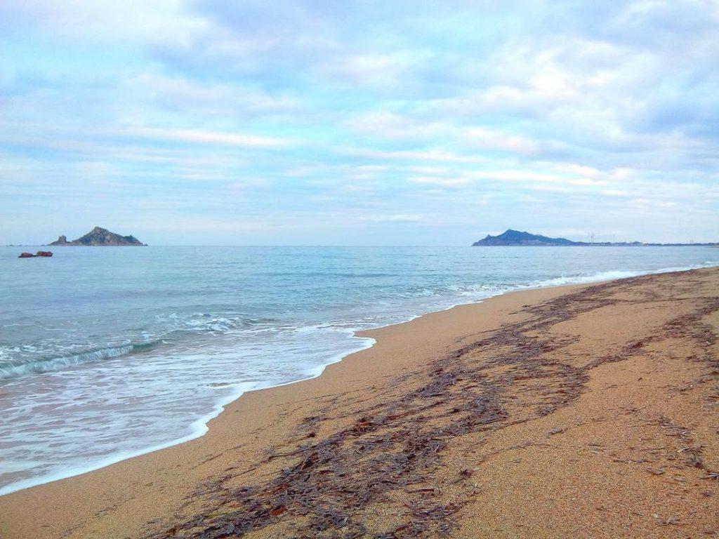 Tancau, ampia spiaggia in Ogliastra